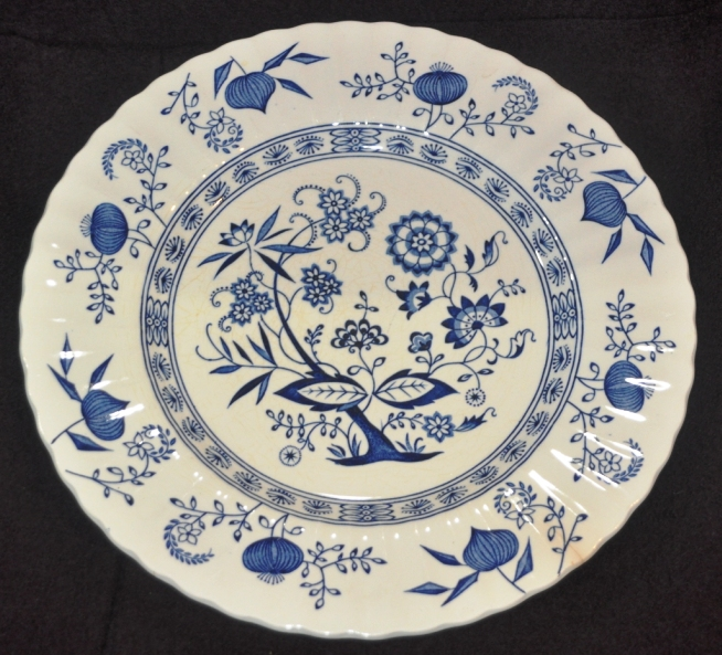 CDM product Blue Nordic - DINNER PLATES big image