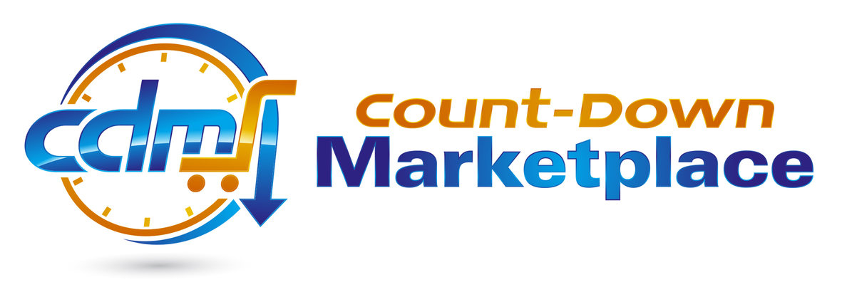 Count-down marketplace logo
